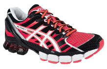 Asics Women's Gel Kinsei 4 W hot pink/white/black